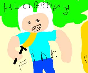 Huckle berry finn