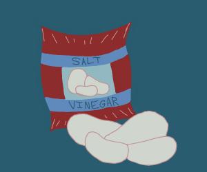 salt & vinegar chips