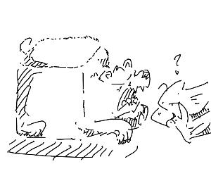 Bear cube