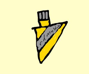 Abstract Mustard