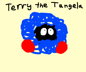 A Tangela named Terry