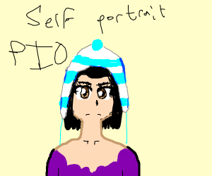 Self Portrait PIO