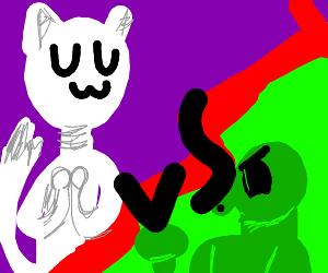 UwU vs goblin