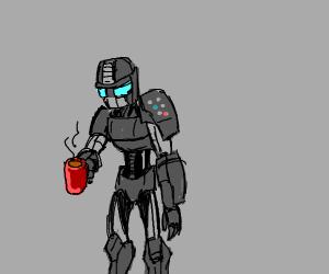 Keurig machine as a transformer