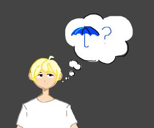 Thinking ahead, in case of rain
