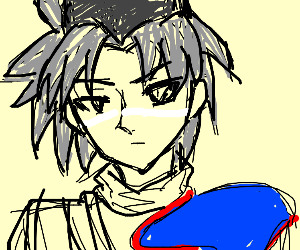 Wes from Pokemon Colosseum