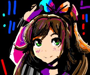 HAI DOMO! Kizuna Ai here!