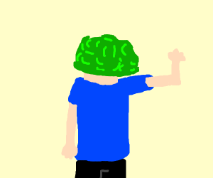 Cabbage for a head