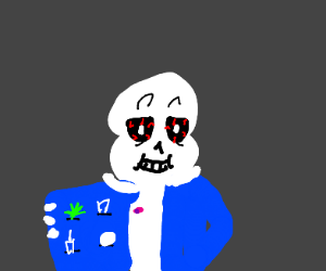 Don't buy drugs from Sans