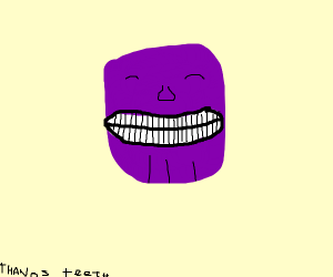 Thanos Teeth Thanos Teeth