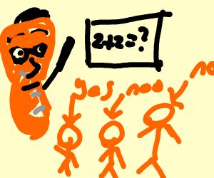 carrot teaching math