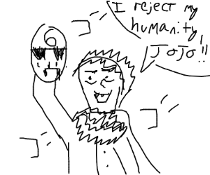 dio with the stone mask