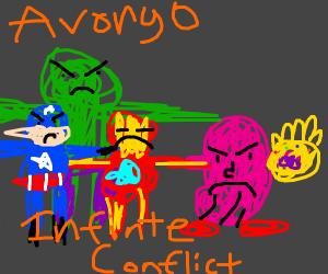 Avongo: Infinity conflict
