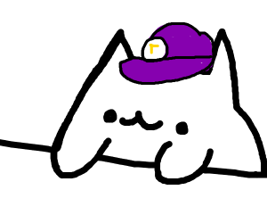 WaLuigi is bongo cat