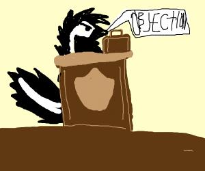 Skunk Lawyer