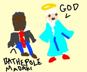 Bahipele Madaki and god