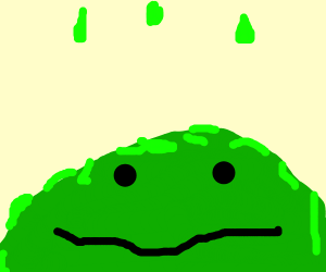 slime monster