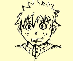 Some anime dude