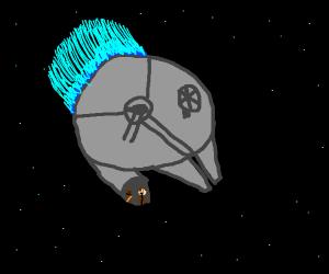 The falkon (StarWars)