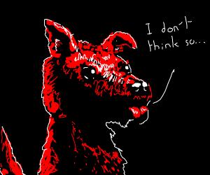 Doggo does not agree.
