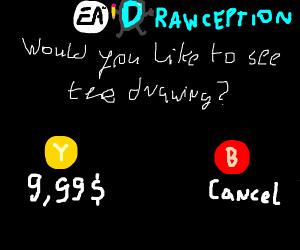 If EA made Drawception
