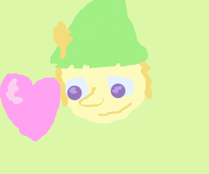 step 3: fall in love with snufkin