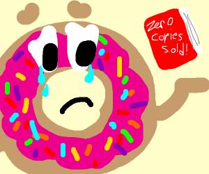doughnut made bad book