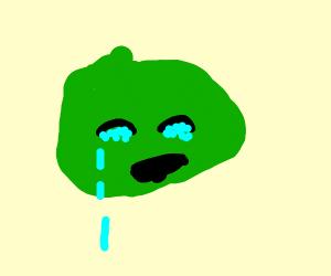 Scared Watermelon
