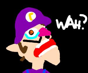 Waluigi joins Smash (Whoop, Whoop!)