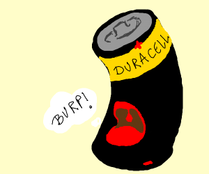 Battery burps