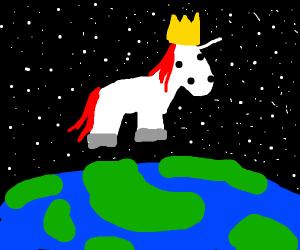 Unicorn rules le world