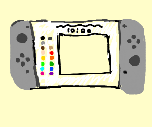Drawception for Switch