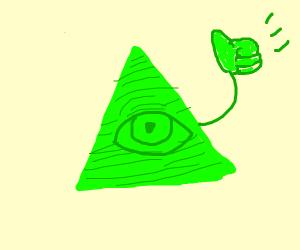 illuminatti pyramid approved