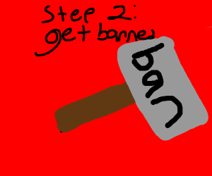 Step 1: Derail this game