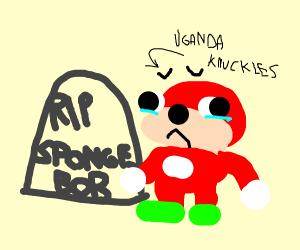 dead memes mourn Spongebob's death