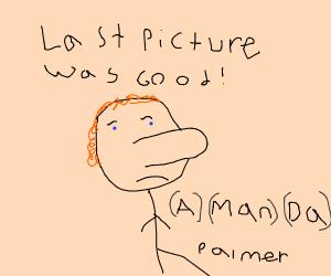 Amanda palmer (last picture is good)