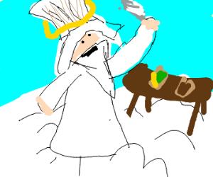Cook God