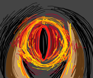 eye of sauron (lord of the rings)