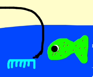 Fishing for a Comb