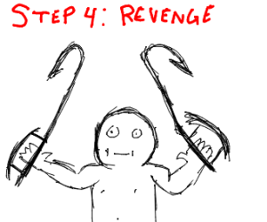 step 3: Get revived!