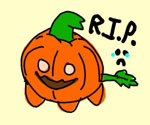 R.I.P Pumpkin (Steven Universe)