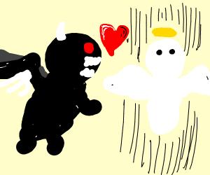 Demon And Angel Love
