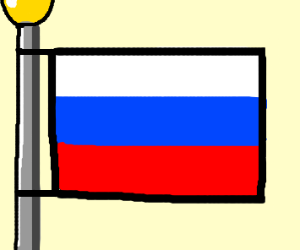 Russia's flag