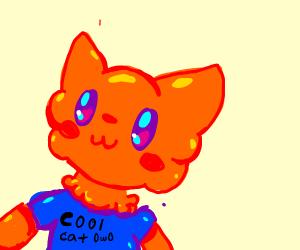 cool cat OC