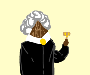 judge almond