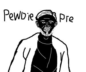 Black Pewdiepie