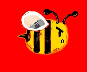 angrbee (angry bee)