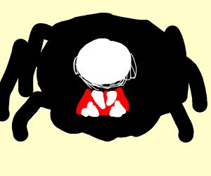 one-eyed spider