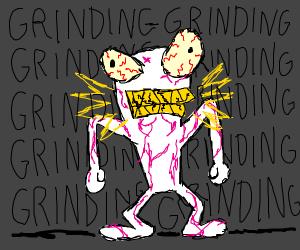 grinding of teeth