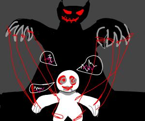 Demonic invocation